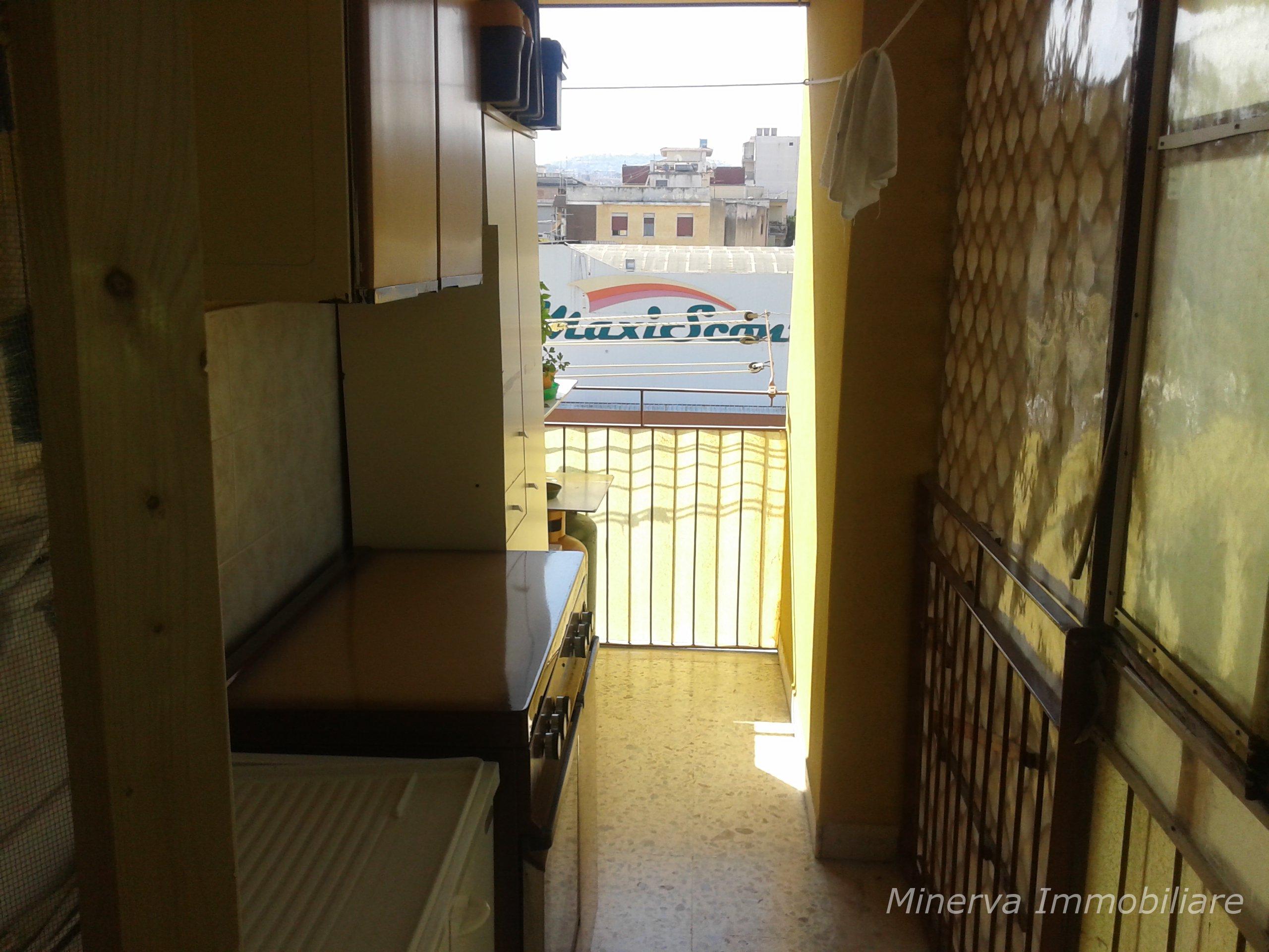 Appartamento via Riccardo da Lentini