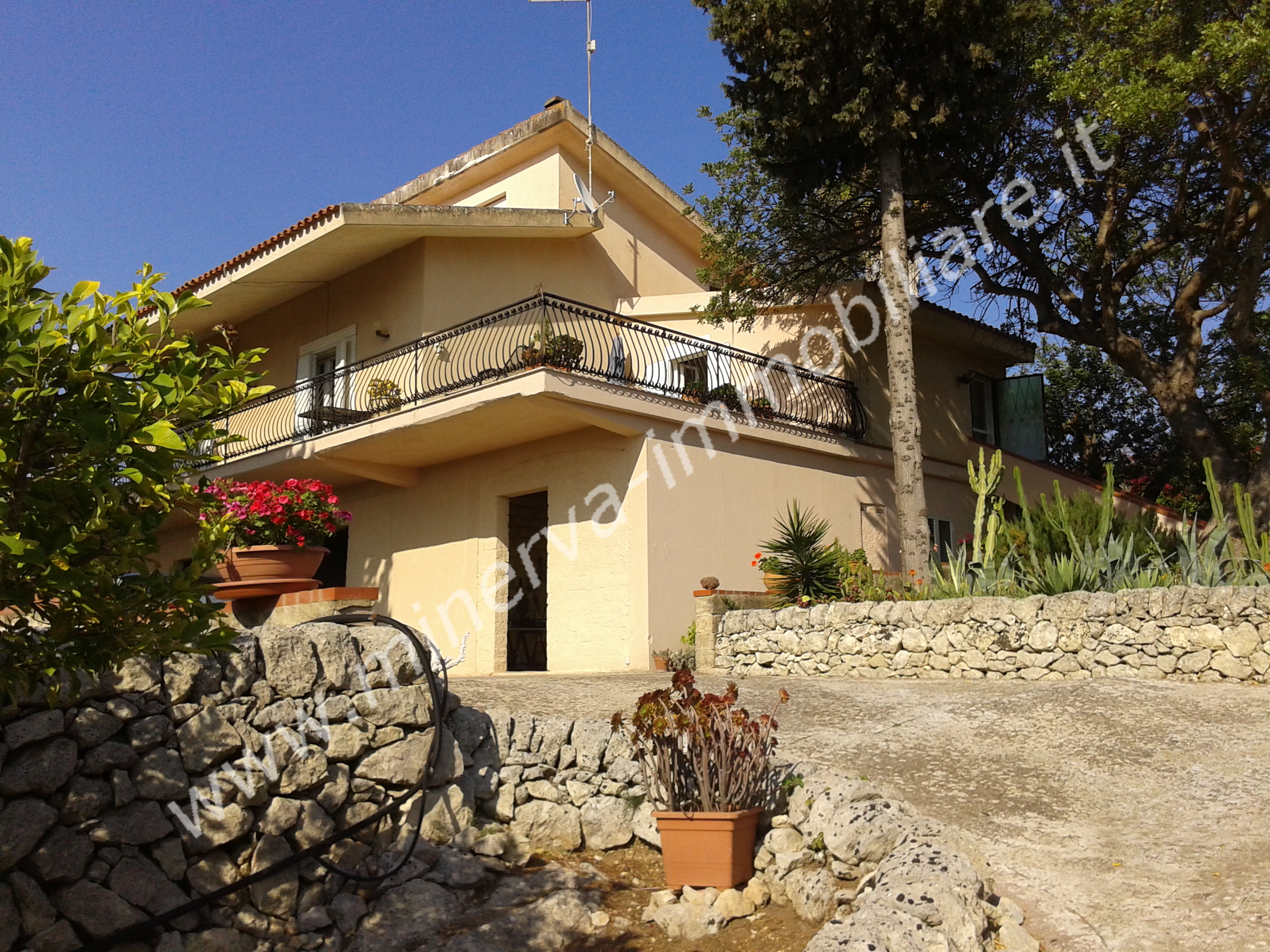Villa San Corrado, Noto (SR)