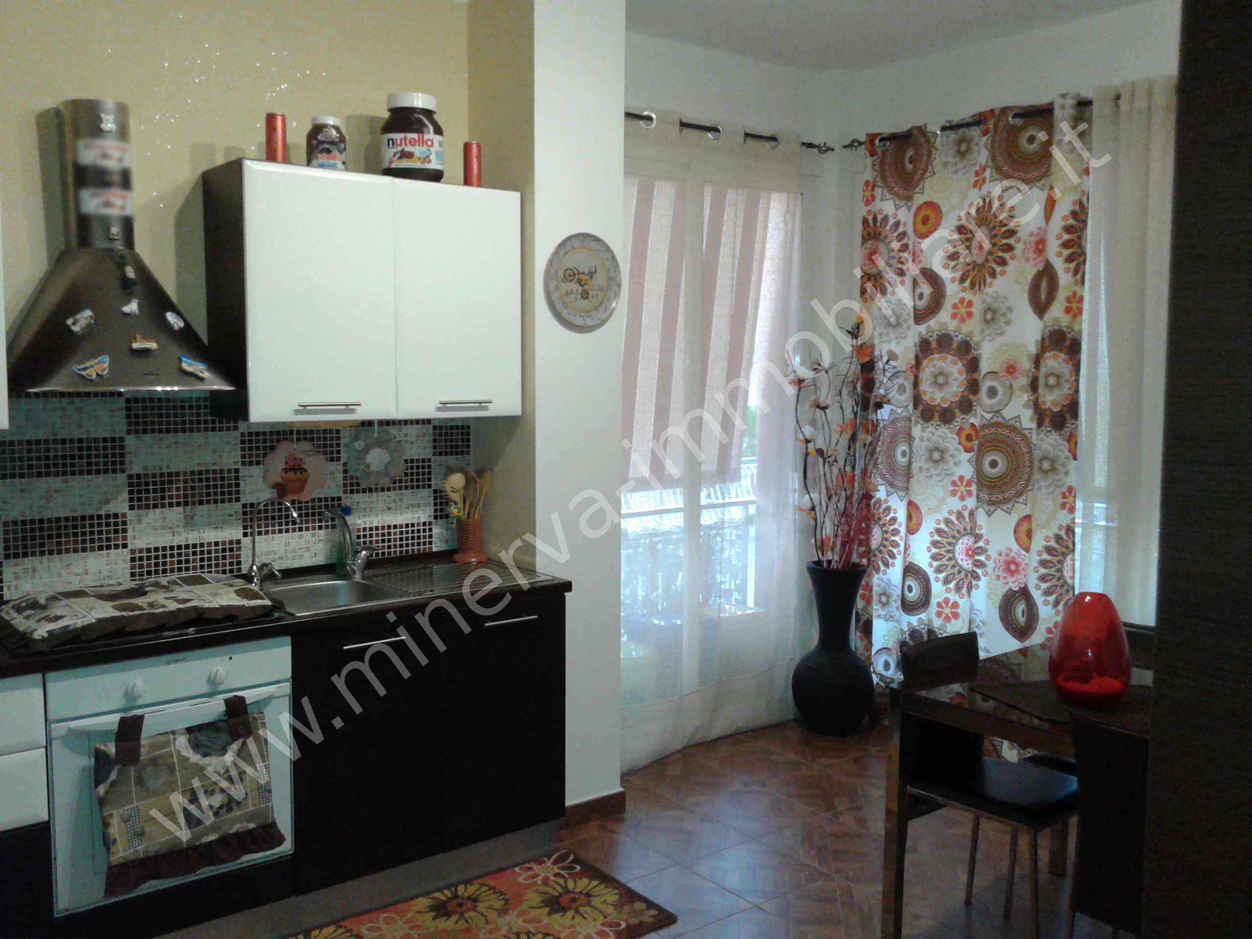 Appartamento arredato in vendita a Carlentini
