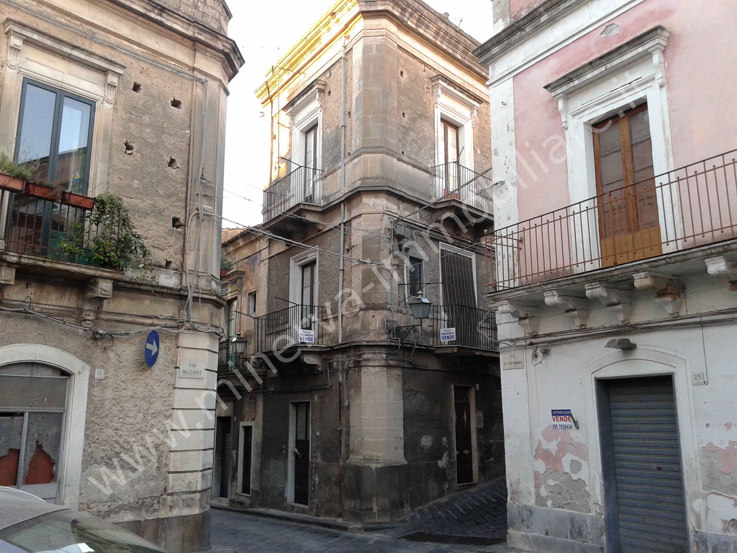 Vendita casa indipendente a Lentini